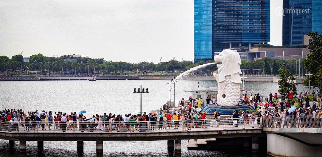 สิงคโปร์พบผู้ติดเชื้อโควิดรายแรกในรอบเกือบ 2 สัปดาห์ : อินโฟเควสท์